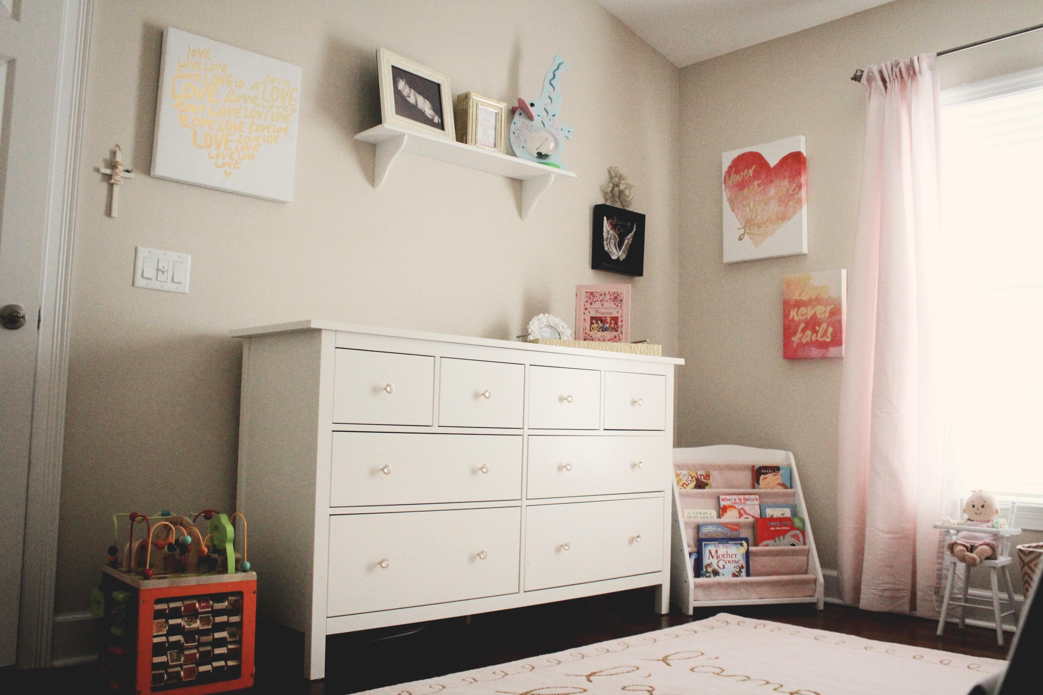 Montessori Girl Room