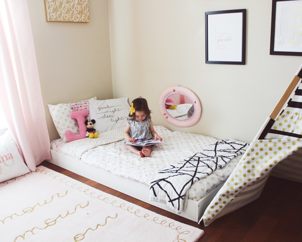 Toddler Floor Beds 101 Oh Hy Play