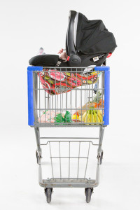 baby accessory, ultimate baby shower gift, shopping cart hammock