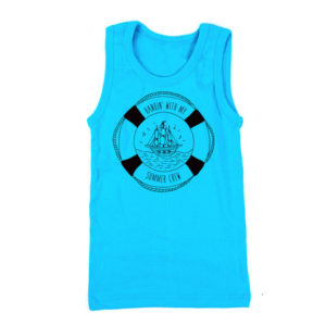 summer kids tees and tanks