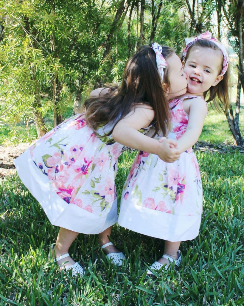 one big happy campaign, one big happy dress up, kids clothes, kids fashion, spring dresses, gymboree, girl dresses, easter dress, oh happy play