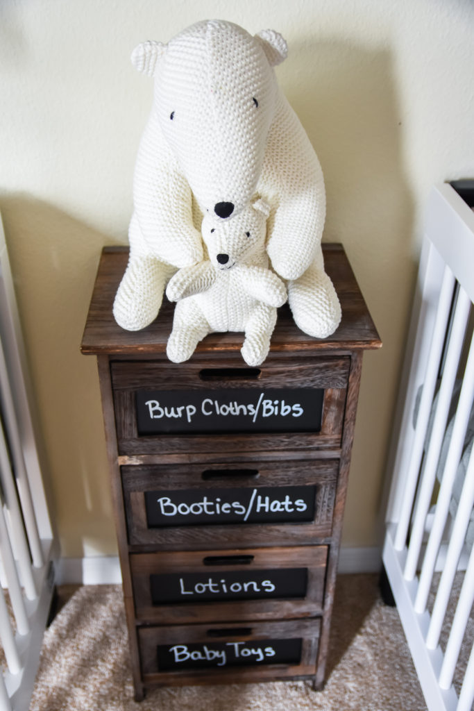 Nursery Drawers | Oh Happy Play