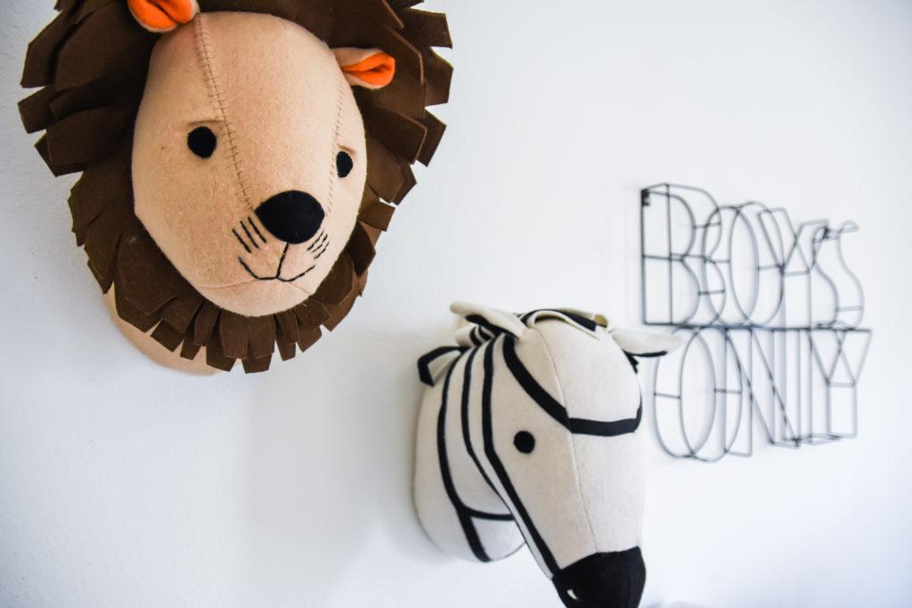 Nursery Wall Decor | Oh Happy Play