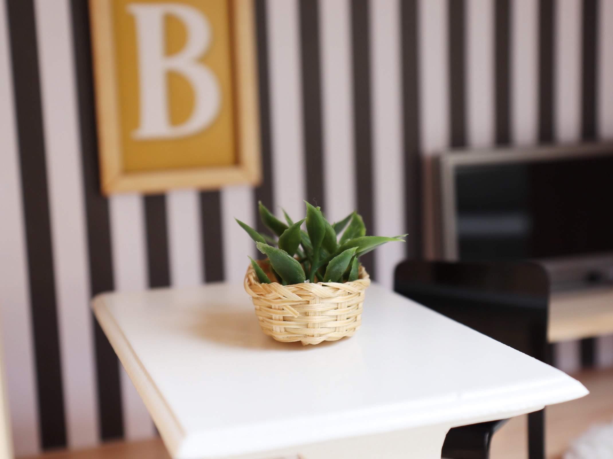 Small Plant Custom Dollhouse