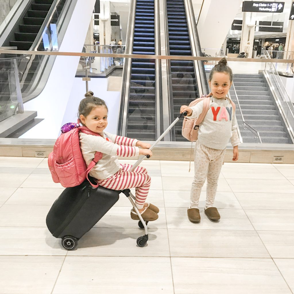 traveling with kids, hacks for traveling with kids, traveling with young children, tips for traveling with young children, tips for traveling with kids, uppababy glink, lightweight umbrella stroller, traveling stroller, best Disney stroller