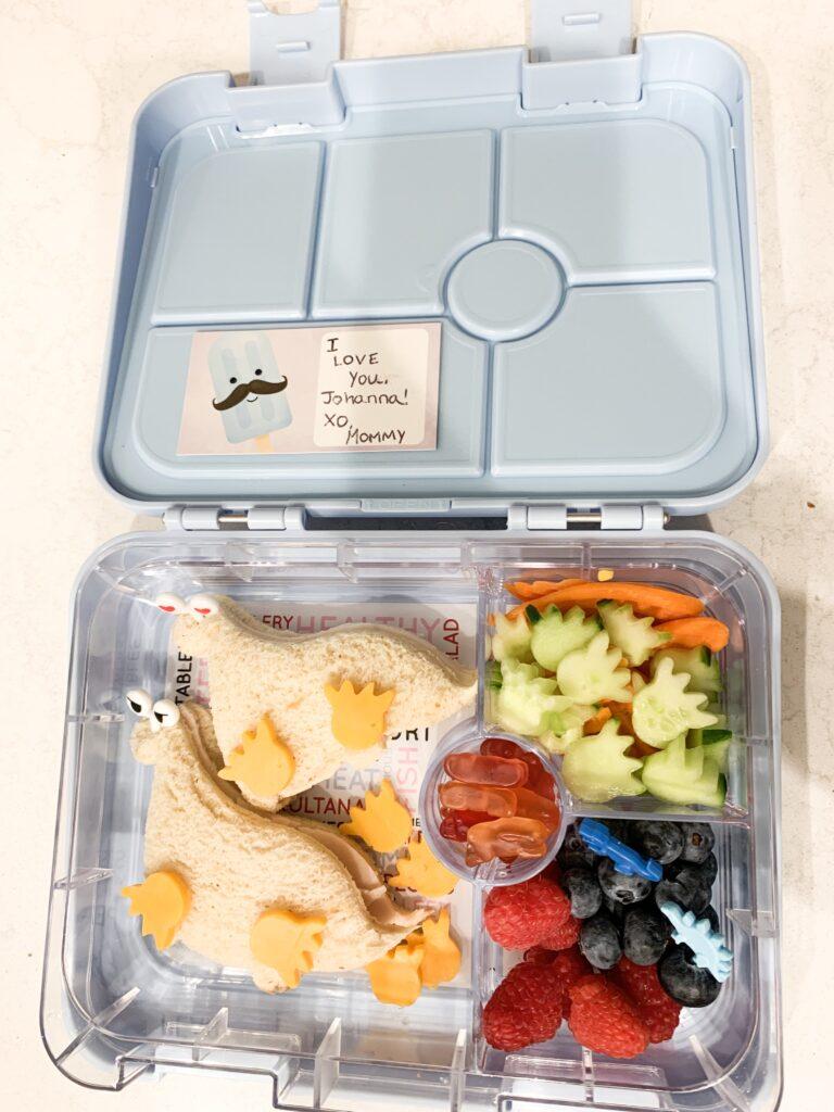 bento lunchbox meal idea