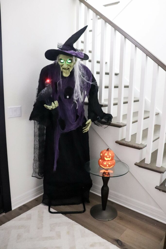witch , Halloween ideas, Halloween Style Challenge, Patio makeovers, patio ideas, Holiday Decor