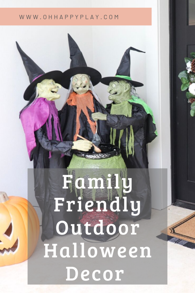 the home depot halloween, Fall flowers, light up jack-o-lantern, patio ideas