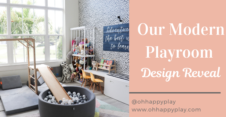 modern playroom design
