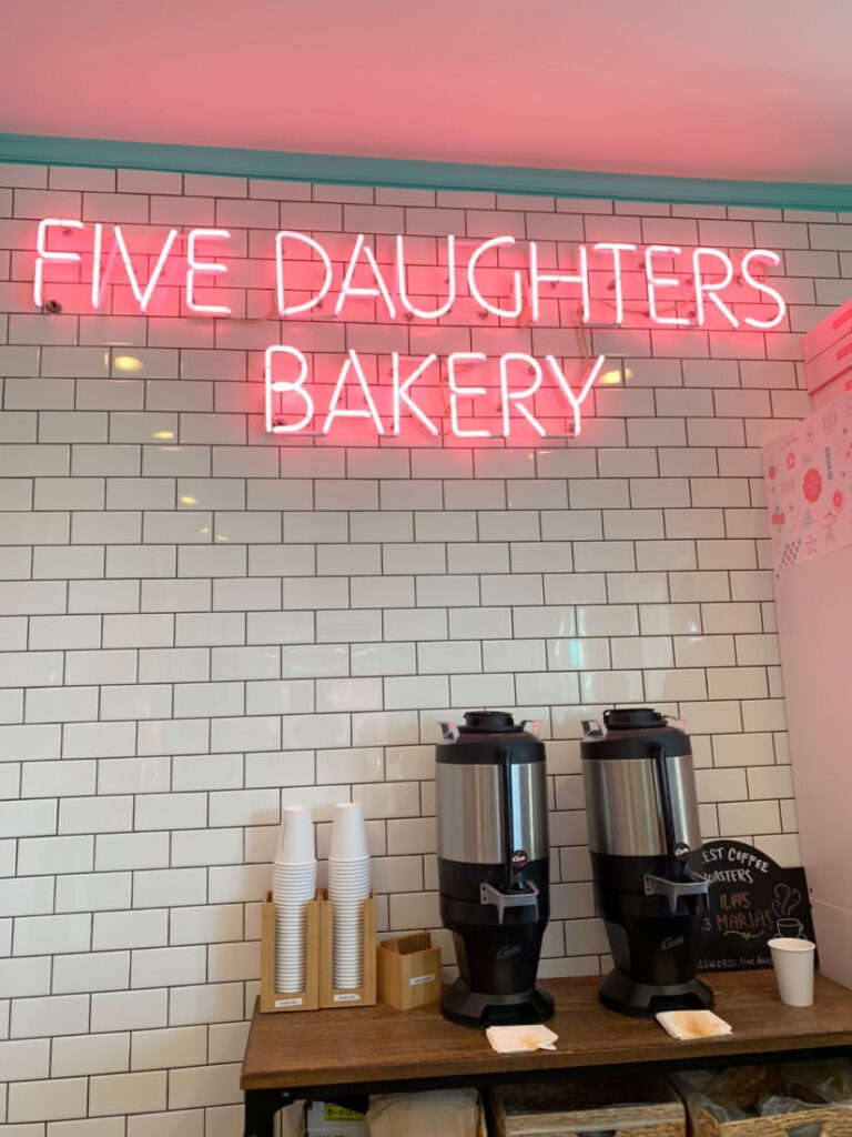 five daughters bakery, where to eat in nashville, nashville eats