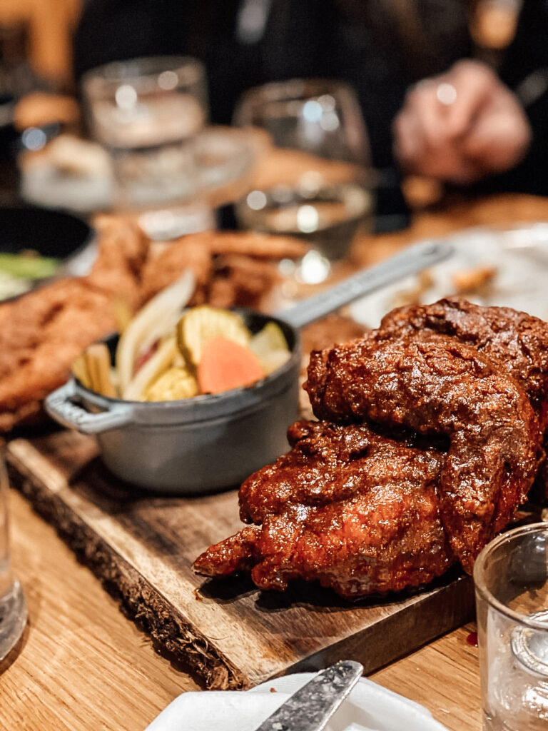 where to eat in nashville, Noelle hotel, makeready nashville, hot chicken nashville
