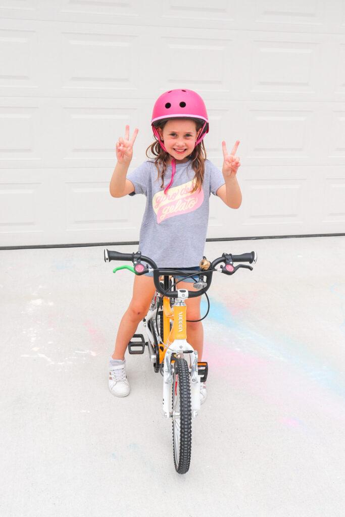 lightweight bike, Woom bike review