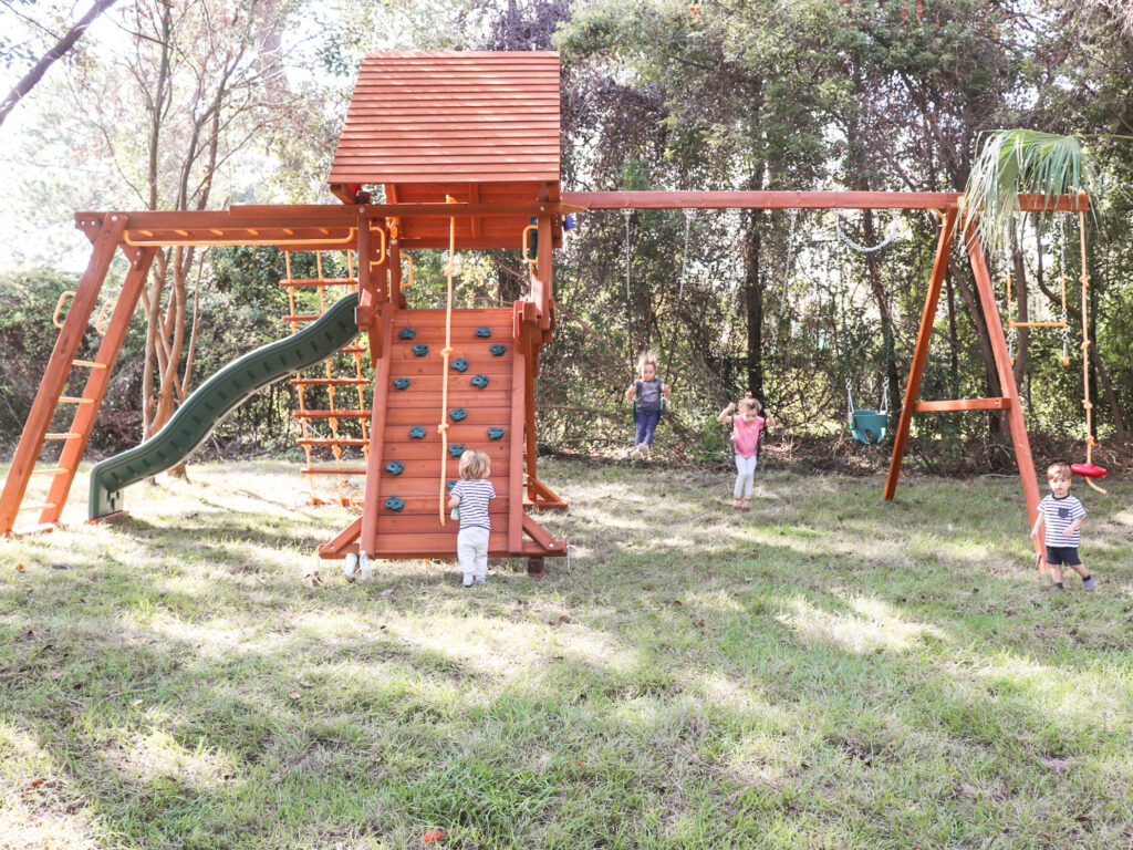playsets for toddlers, playsets for older kids