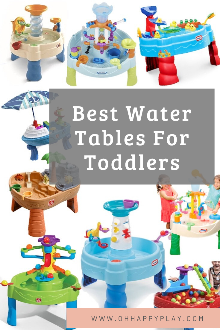 best water tables for toddlers, best water table for kids, best water table for toddlers 2020, sand and water table
