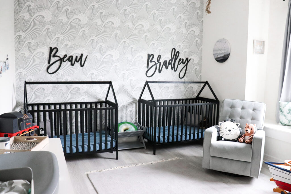Union 3-in-1 Convertible Crib, ebony, twin boy nursery, house frame cribs, boy nursery, nursery themes, boy nursery decor, nursery for twins, beach themed nursery, house toddler bed, house frame bed for toddlers, modern house cribs, modern cribs for baby, stokke crib knock off, stokke crib dupe