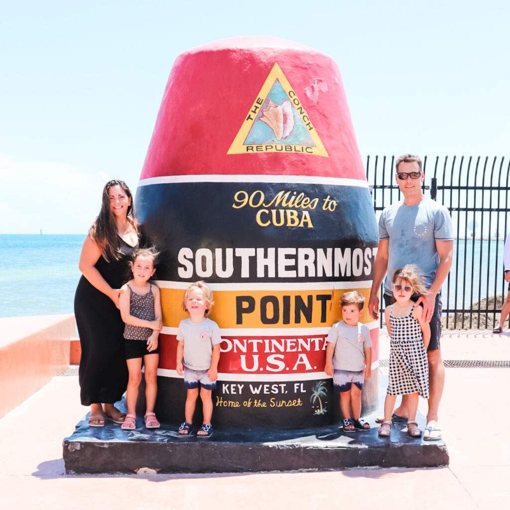 the Florida Keys, key west, responsible summer travel
