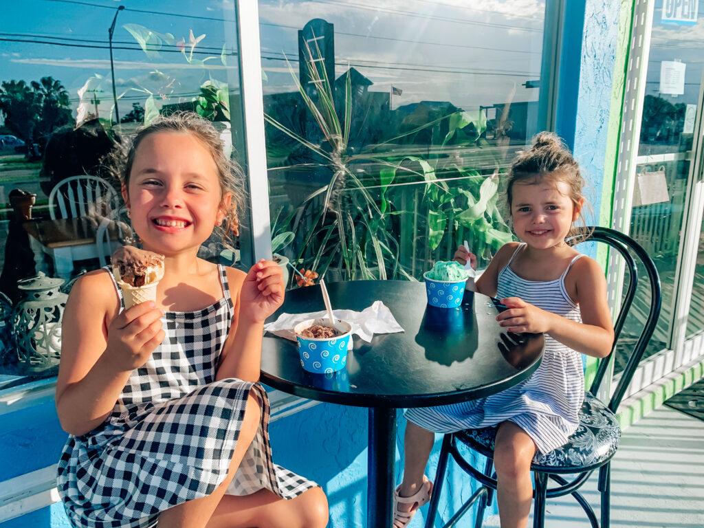 ice cream in marathon Florida