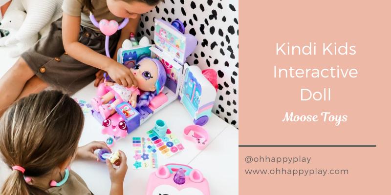 Kindi Kids Interactive Doll