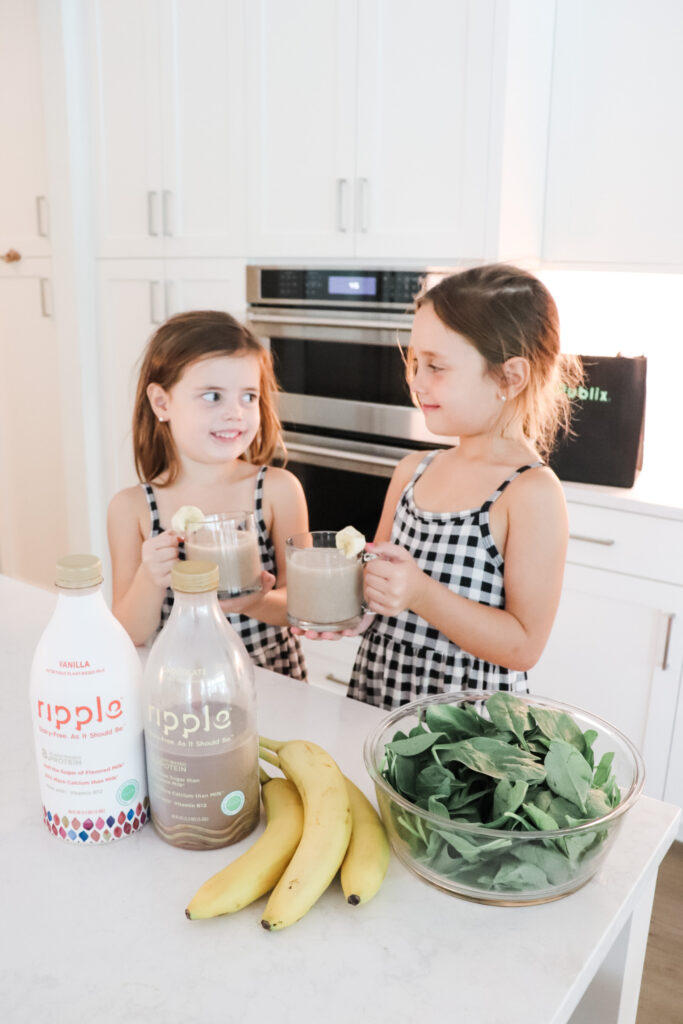 protein shake for kids