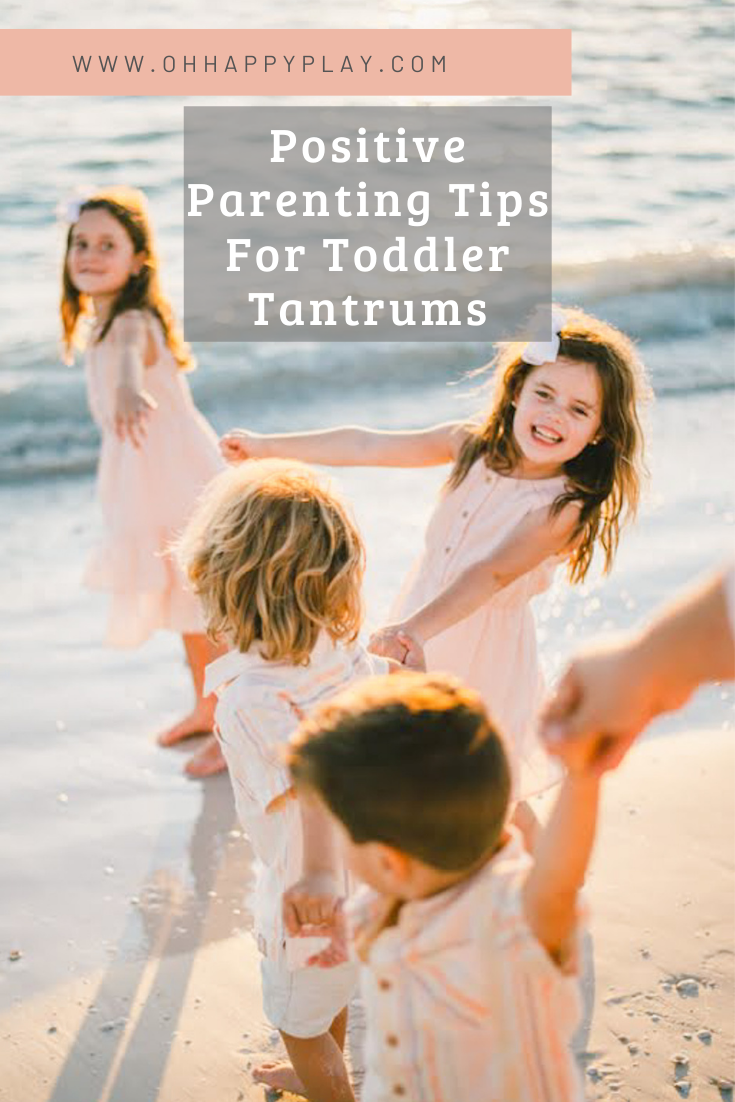 Positive Parenting Tips For Toddler Tantrums, how to deal with tantrums, positive parenting, toddler behavior issues, toddler misbehaving
