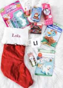 stocking stuffers for little girls, stocking stuffer ideas, stocking stuffer ideas